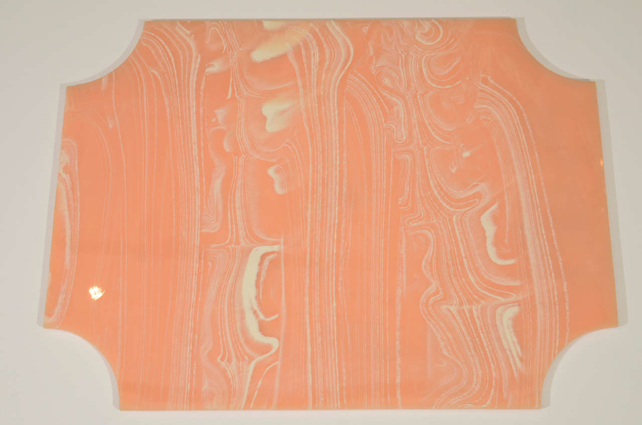 18 Cast Resin Placemats At 1stdibs