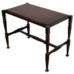Medium Forged Steel Low Table