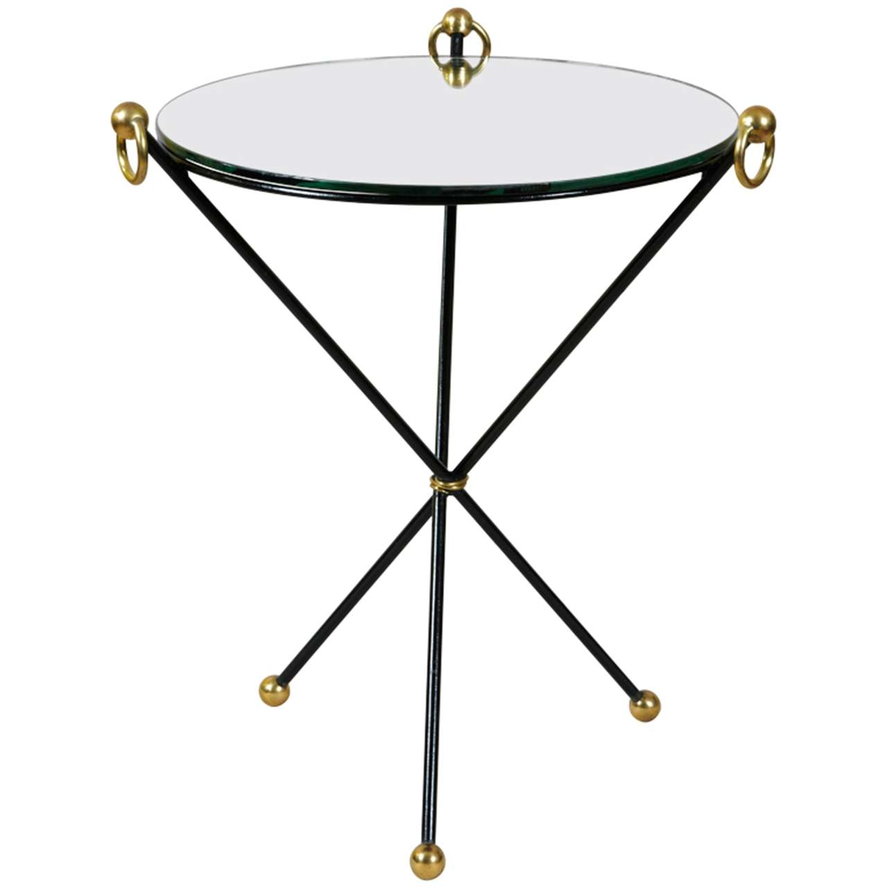 Table d 39 appoint 1940 at 1stdibs - Table d appoint transparente ...