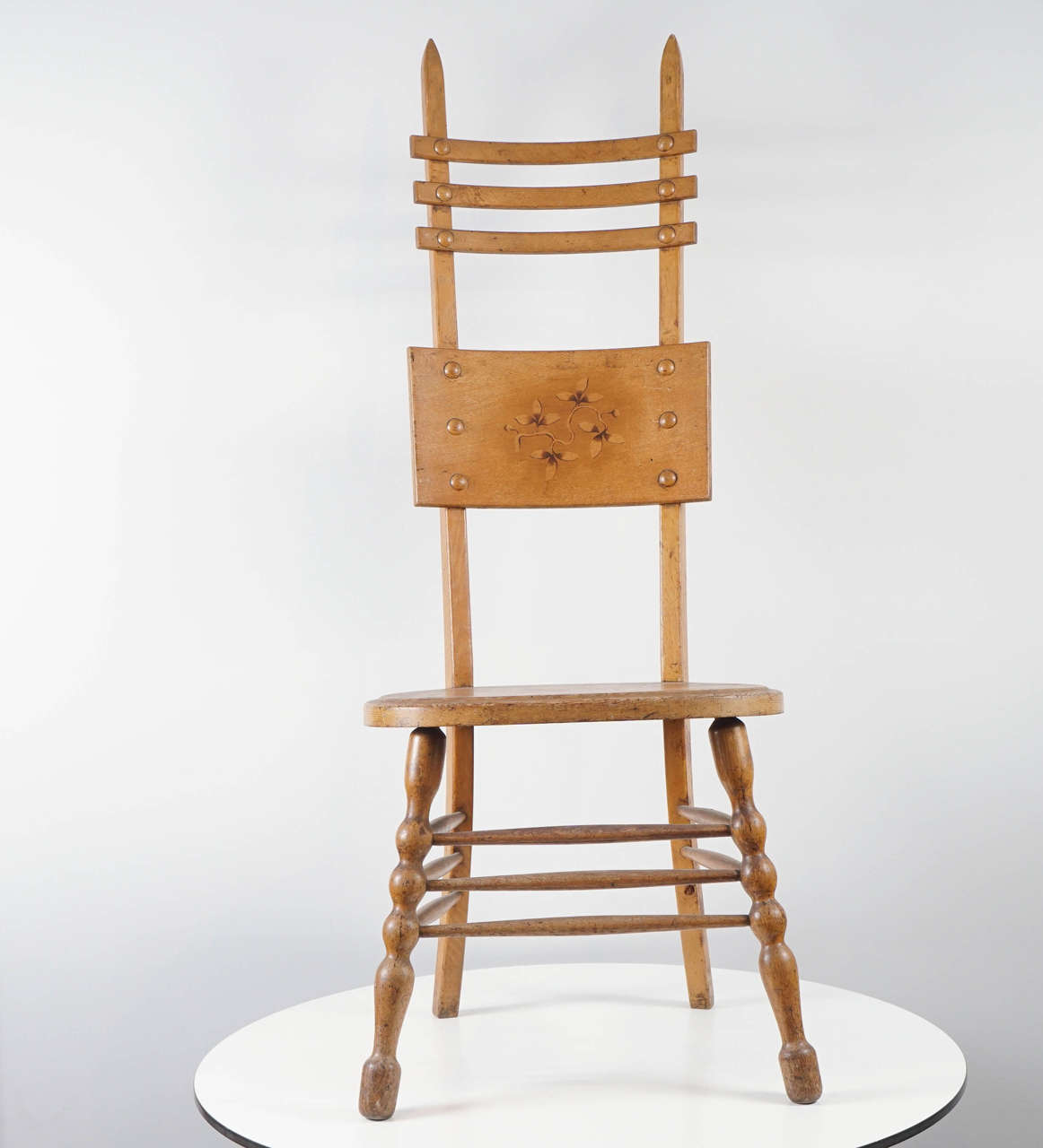 This wonderful chair appears to show some