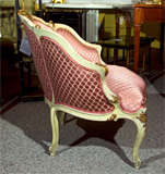 French Louis XV Style Lady's Chair image 6