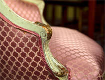 French Louis XV Style Lady's Chair image 7