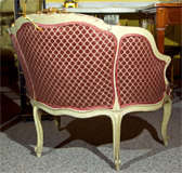 French Louis XV Style Lady's Chair image 8