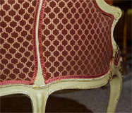 French Louis XV Style Lady's Chair thumbnail 9