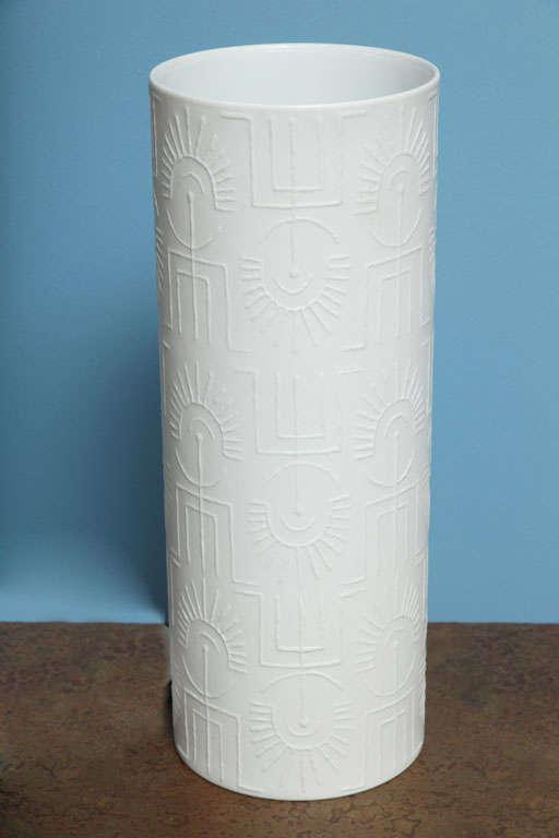 rosenthal germany vase at 1stdibs. Black Bedroom Furniture Sets. Home Design Ideas
