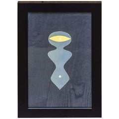 Jean Hans Arp, Doll-Shaped Paper cut out