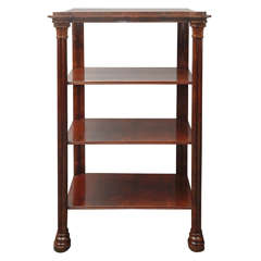 Baltic Etagere