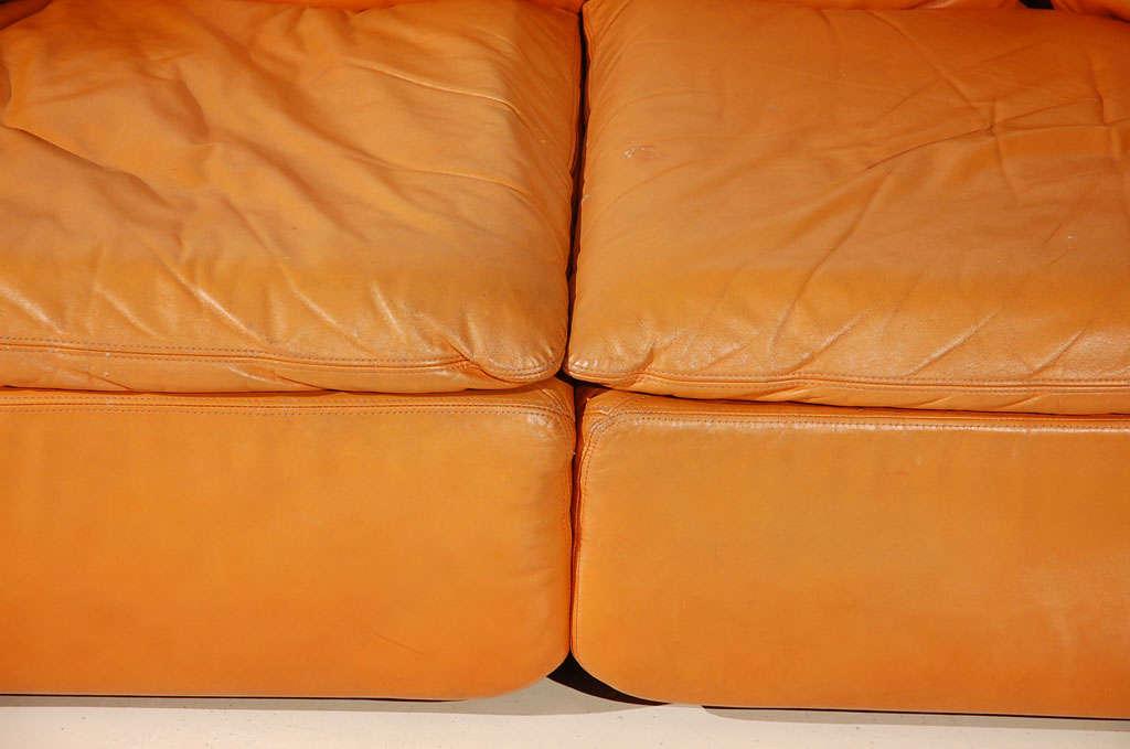 """Saporiti """"Confidential"""" Sofa By Alberto Roselli image 4"""