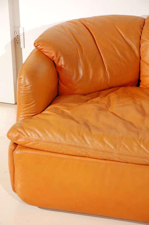 """Saporiti """"Confidential"""" Sofa By Alberto Roselli image 5"""