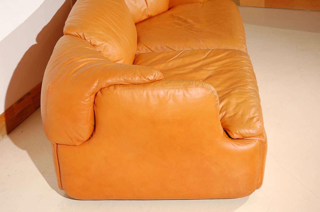"""Saporiti """"Confidential"""" Sofa By Alberto Roselli image 6"""