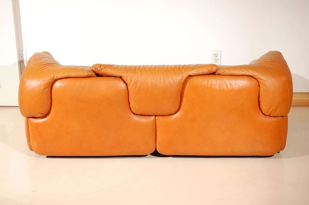 """Saporiti """"Confidential"""" Sofa By Alberto Roselli image 7"""