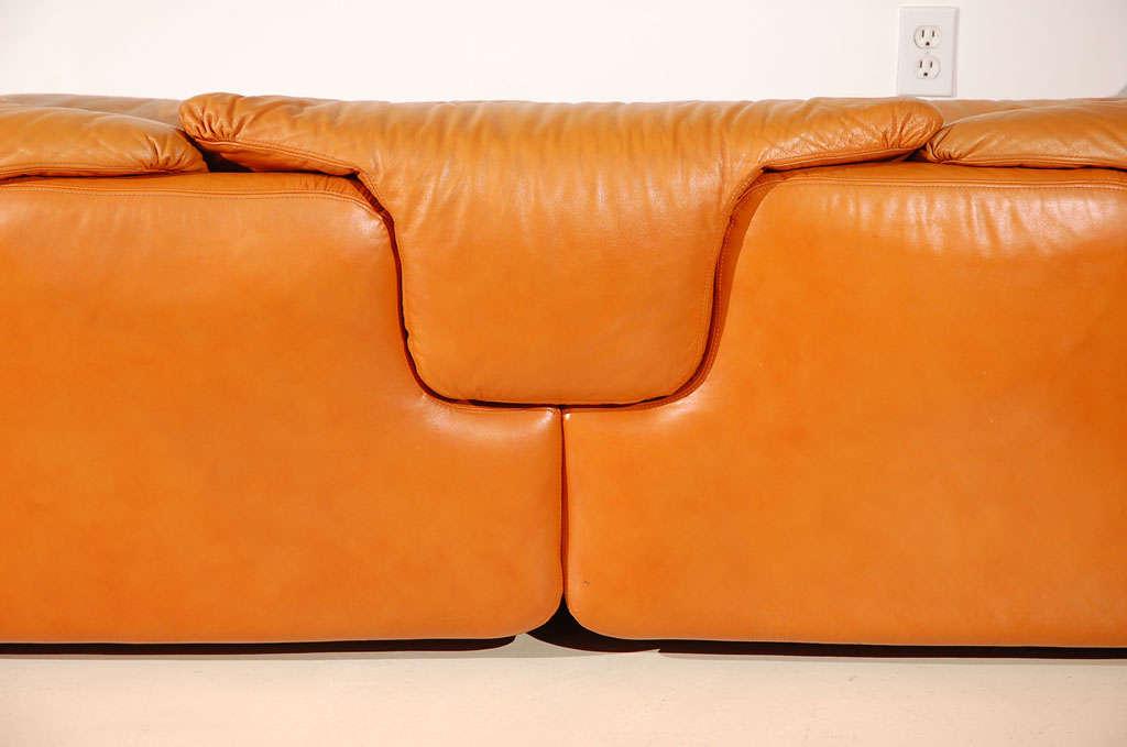 """Saporiti """"Confidential"""" Sofa By Alberto Roselli image 8"""