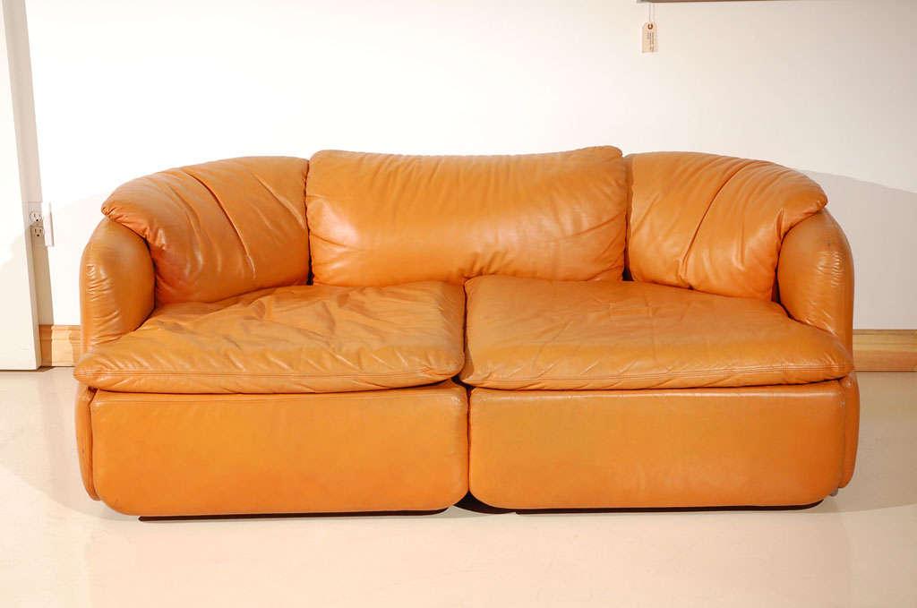 """Saporiti """"Confidential"""" Sofa By Alberto Roselli image 2"""