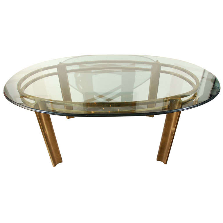 Mastercraft Oval Dining Table