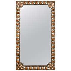 Elegant Oversized Moroccan Mirror
