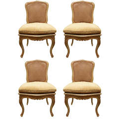 18th Century French Side Chairs