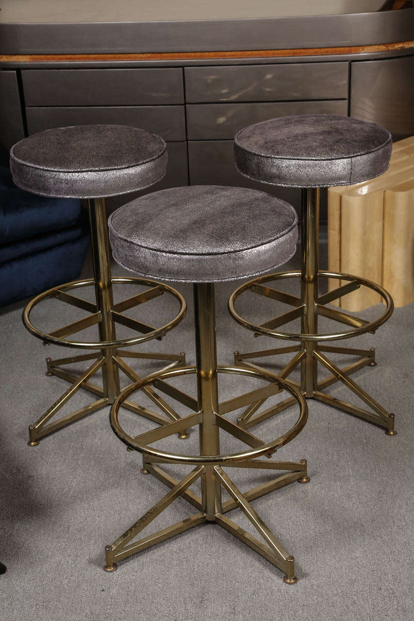 A Trio Of Industrial Style Bars Tools With Luxurious
