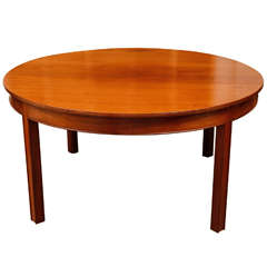 Jacob Kjaer Round Dining Table