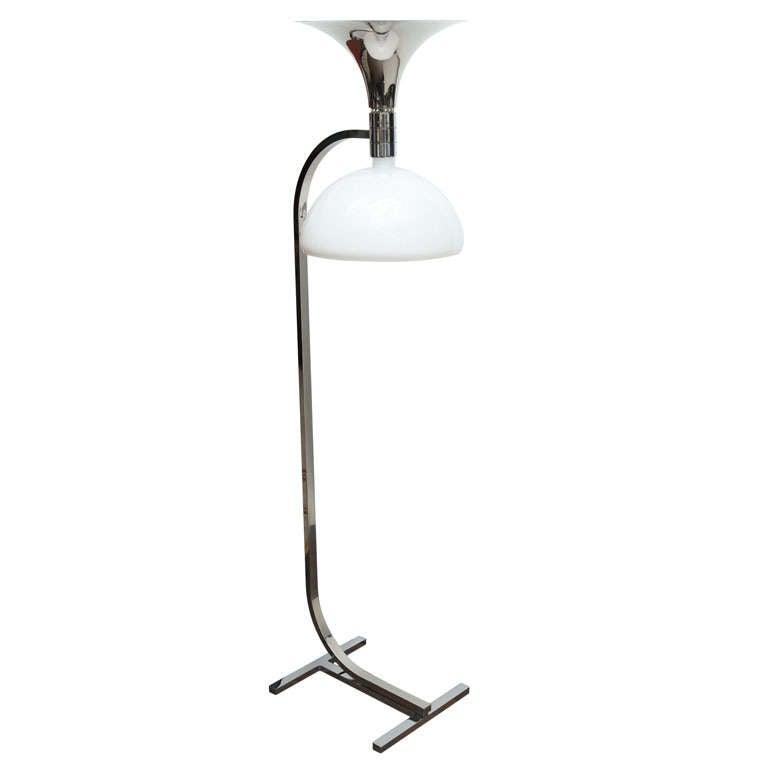 Rare Floor Lamp by Franco Albini and Franca Helg