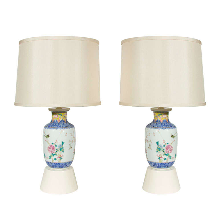Pair of custom table lamps designed by william haines for sale at pair of custom table lamps designed by william haines 1 aloadofball Choice Image