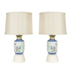 Pair of Custom Table Lamps Designed by William Haines