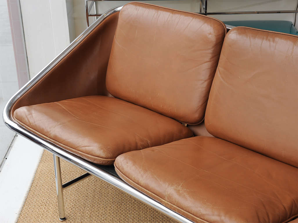 Mid-20th Century George Nelson Sling Sofa