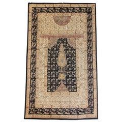 Antique Palampore Textile Made for the Persian Market, circa 1900