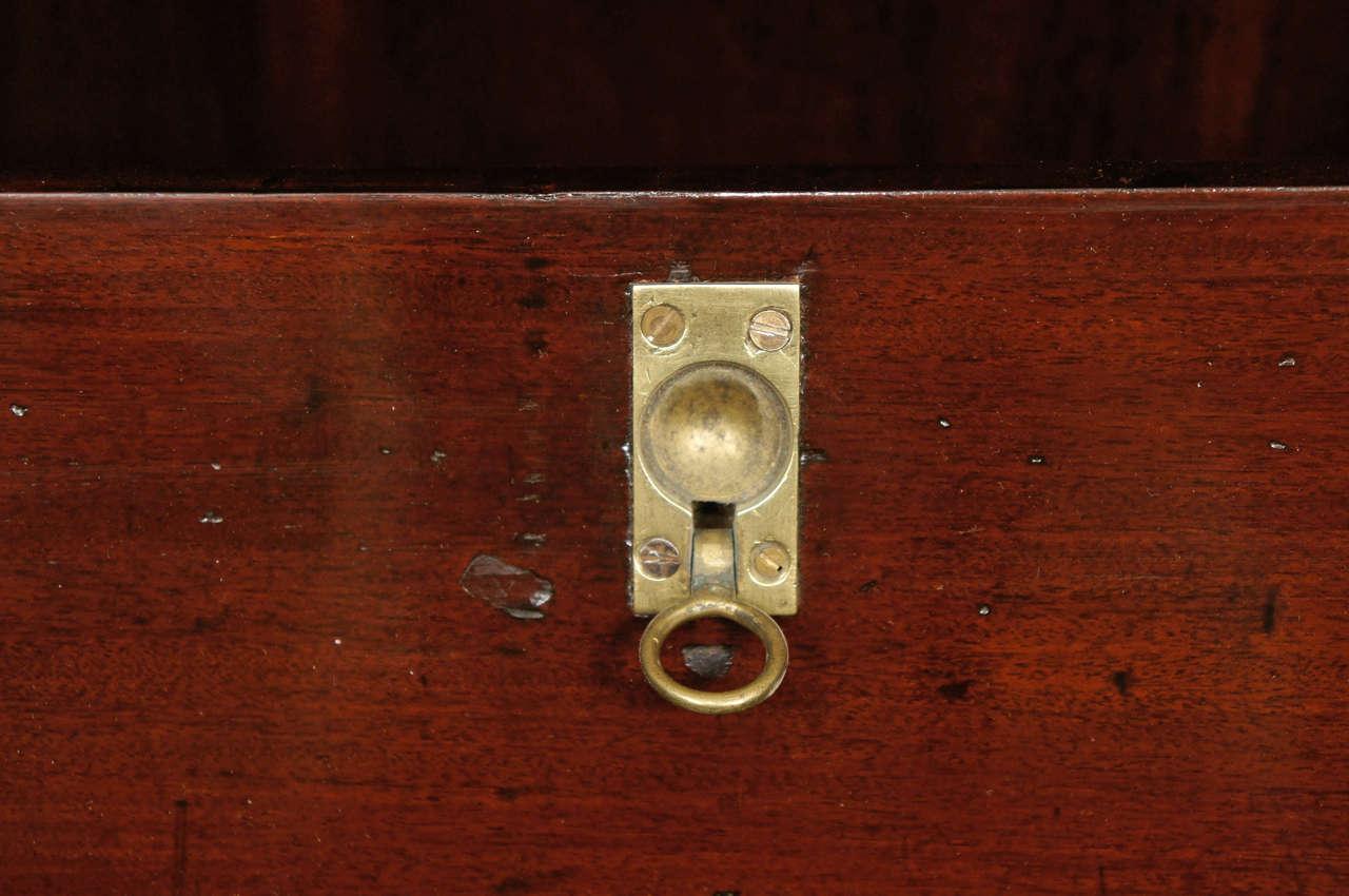 A Fine English Regency Metamorphic Book Case -Desk For Sale 2