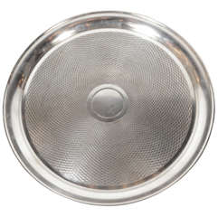 Stunning Art Deco Silver Tray by Mappin & Webb