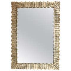 Gilded Ribbon Mirror