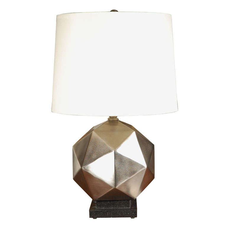 Geometric Sphere Lamp
