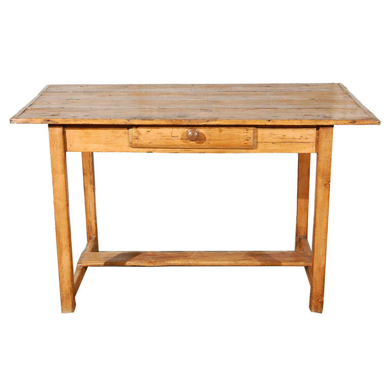 Pleasing French Country Table or Desk at 1stdibs
