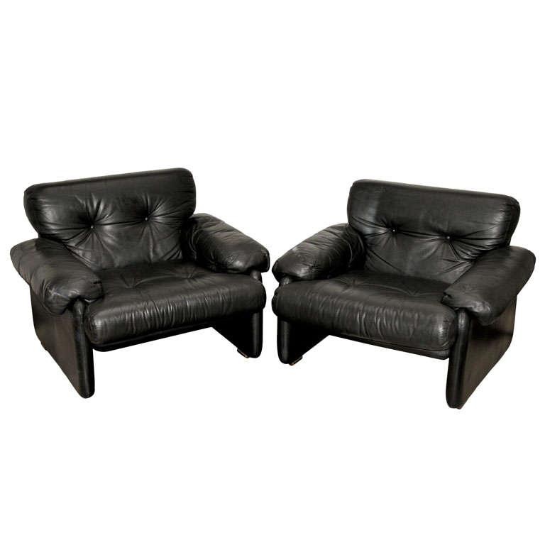Coronado Chairs By Tobia Scarpa At 1stdibs
