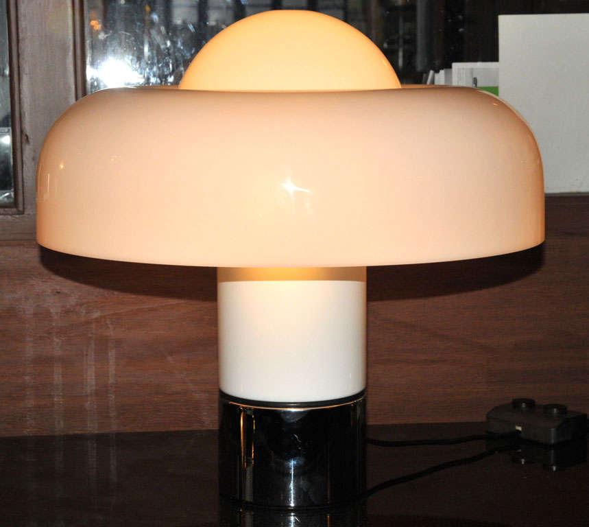Italian 2x (pair of) table lamp