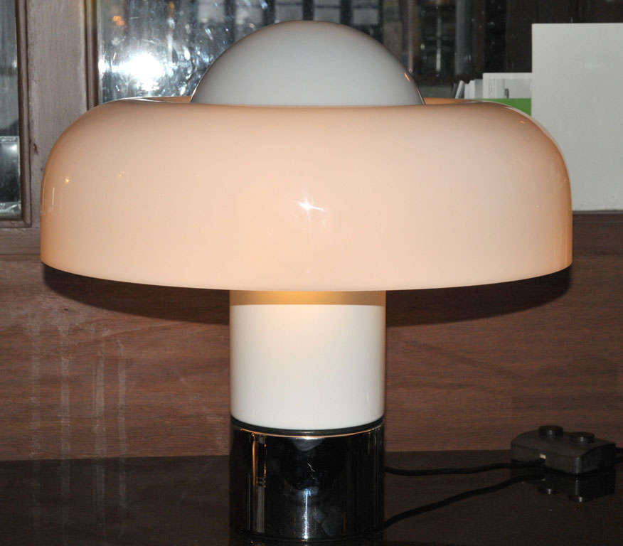 2x (pair of) table lamp