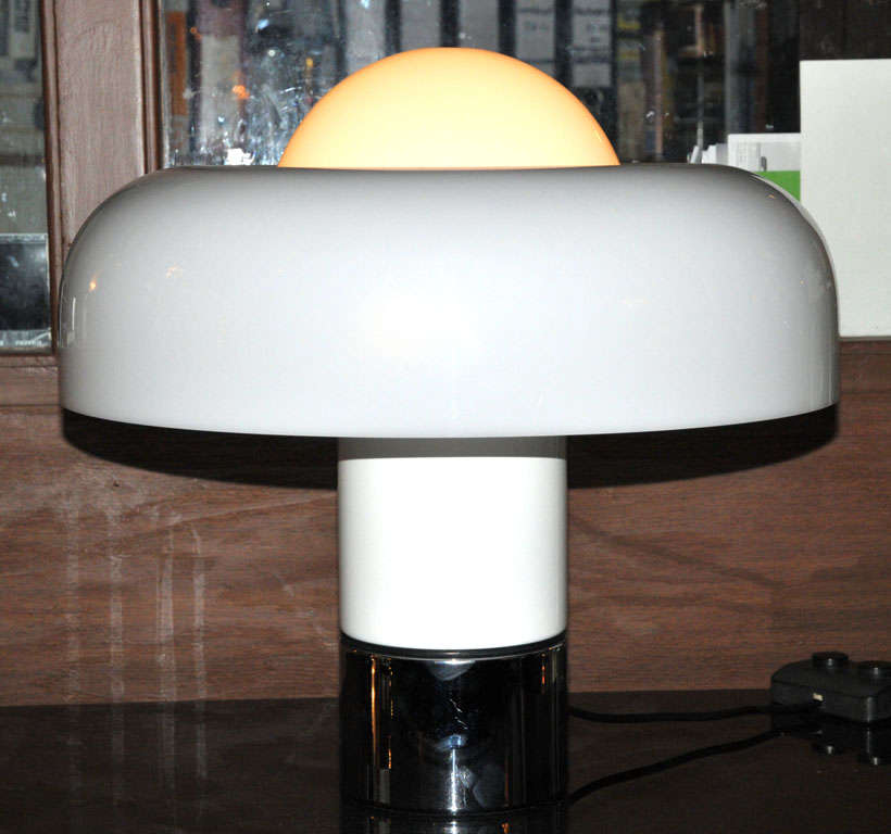 Late 20th Century 2x (pair of) table lamp