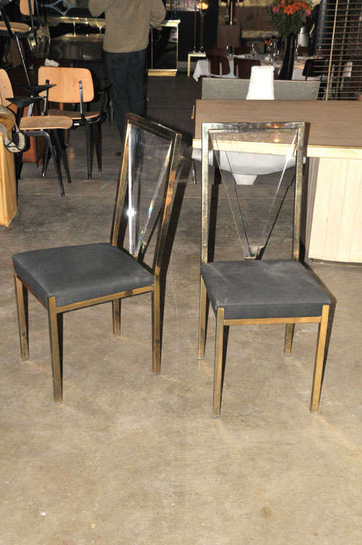 Dining chairs at stdibs