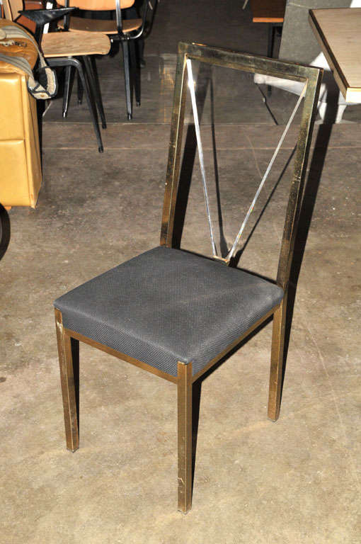 Restaurant Furniture Jb : Dining chairs at stdibs