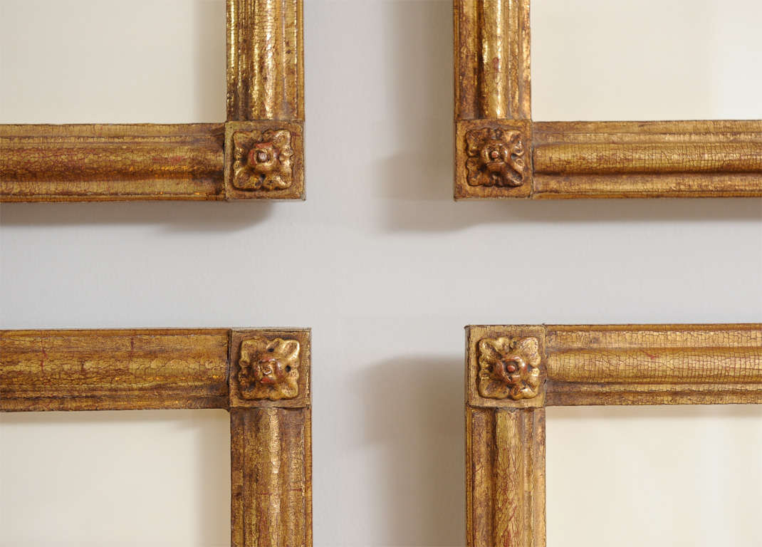 a collection of 12 giltwood musuem quality framed intaglios 3