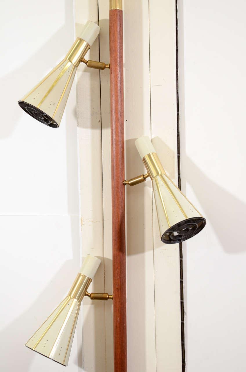 Acrylic Rod Light Fixture