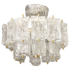 Barovier Tiered Chandelier