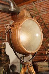 Copper GE Tripod Light image 7