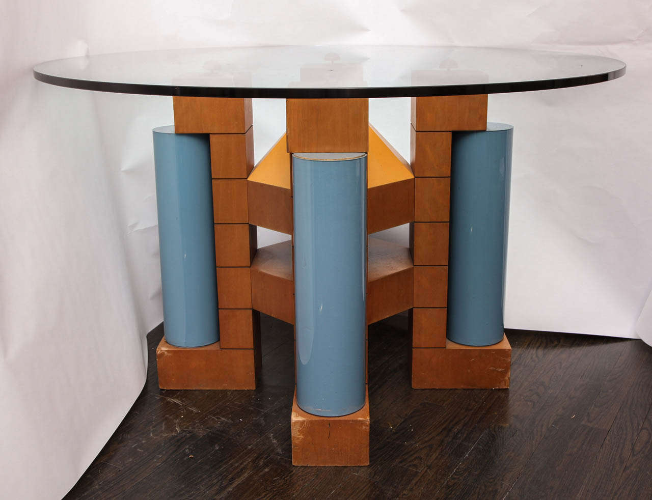 A 1980's Post Modern Dining Table by Michael Graves 2