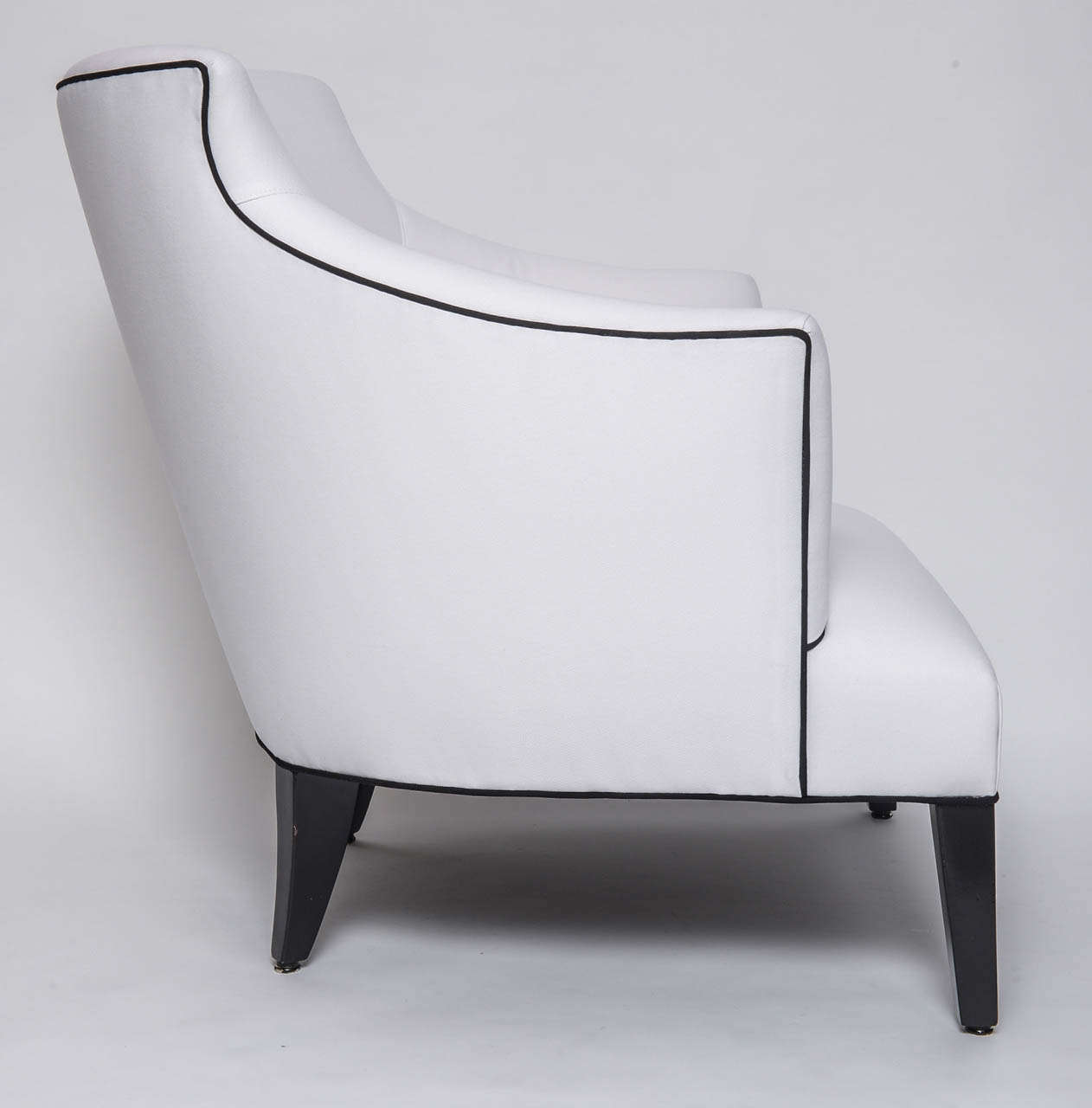 Contemporary Studio Built Chair Designed by Susane R, 1940s Inspired Called