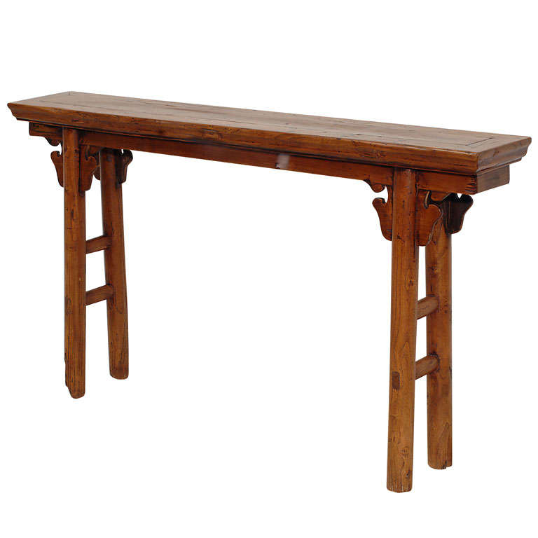 Very Narrow Console Table At 1stdibs