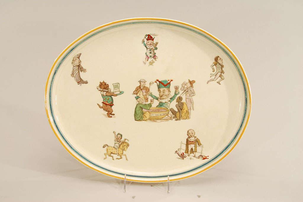 English 19th Century Wedgwood Creamware