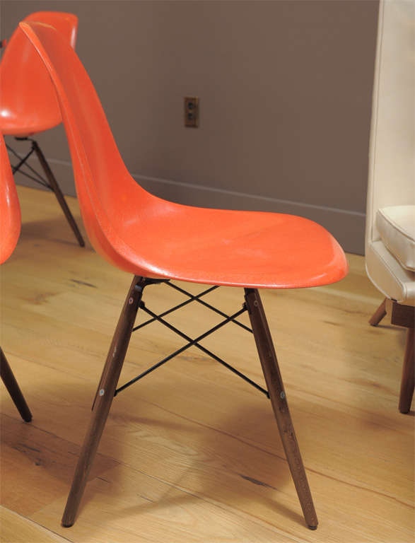 Charles Eames - Model DSW chair, six available image 6