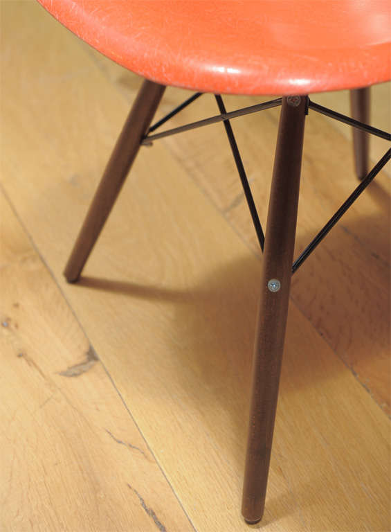 Charles Eames - Model DSW chair, six available image 8