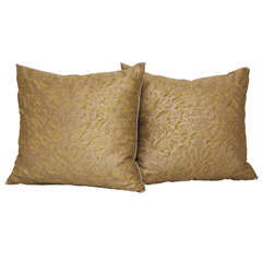Campanelle Fortuny Pillows