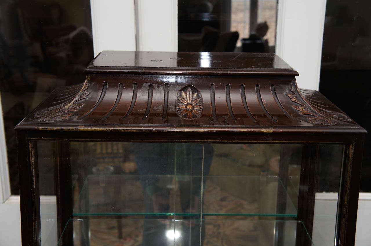 Small George III Style Vitrine 4